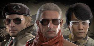 Metal Gear JF Rey